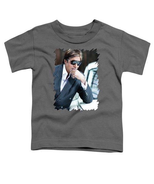 Amitabh Bachchan Toddler T-Shirt