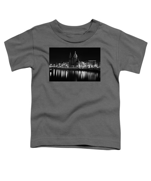 Amsterdam Toddler T-Shirt