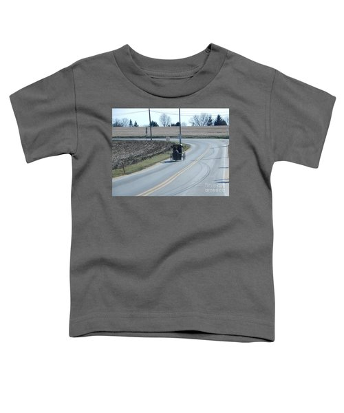 An Afternoon Buggy Ride Toddler T-Shirt