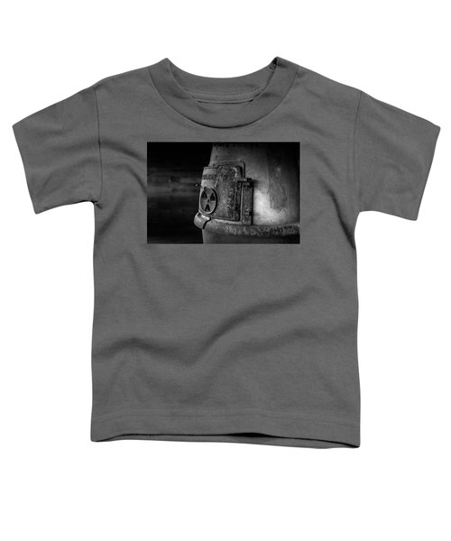 An Antique Stove Toddler T-Shirt