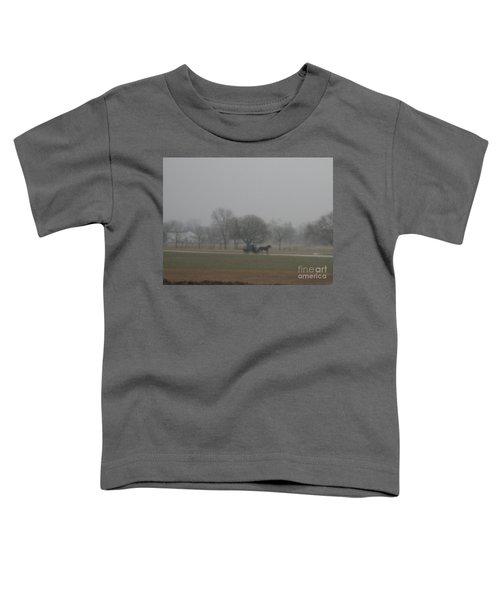 An Evening Buggy Ride Toddler T-Shirt