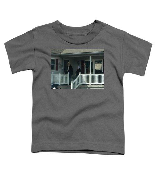 An Evening Visit Toddler T-Shirt