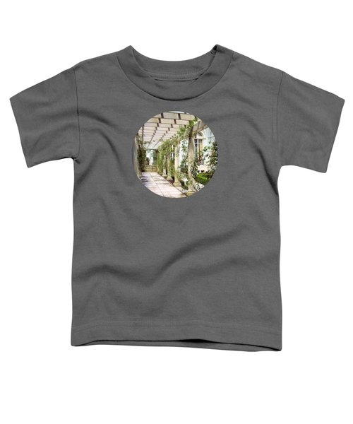 An Eye For Beauty- Original Version Toddler T-Shirt