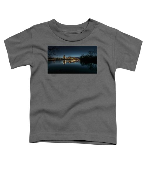 An Hour Before Sunrise Toddler T-Shirt