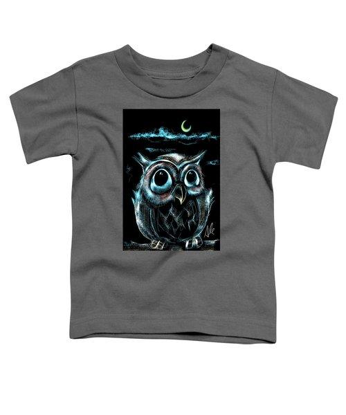 An Owl Friend Toddler T-Shirt