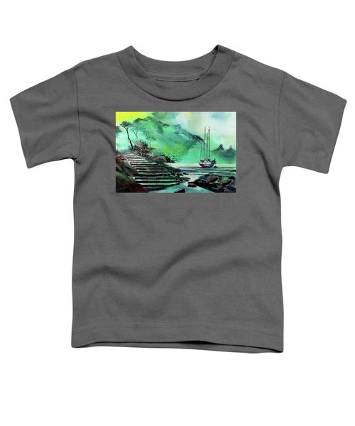 Anchored Toddler T-Shirt