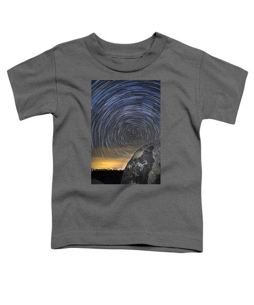 Ancient Art - Counting Sheep Toddler T-Shirt