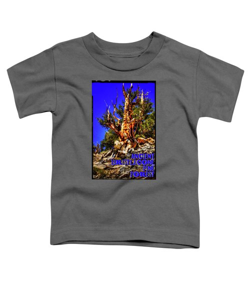 Ancient Bristlecone Pine Forest Toddler T-Shirt