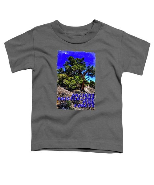 Ancient Bristlecone Pine Tree Toddler T-Shirt