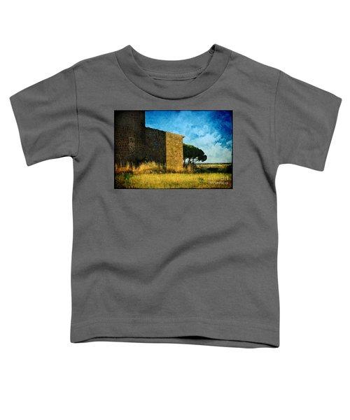 Ancient Church - Italy Toddler T-Shirt