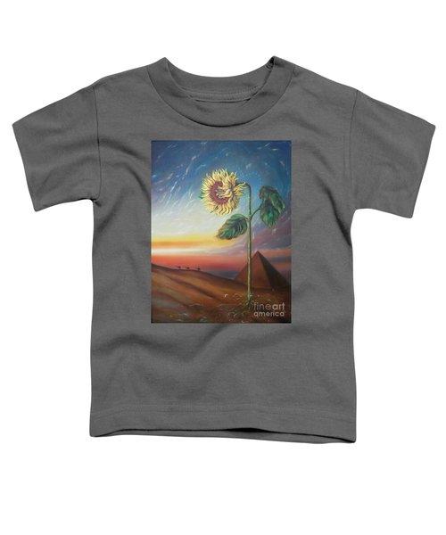 Blaa Kattproduksjoner              Ancient Energy Toddler T-Shirt