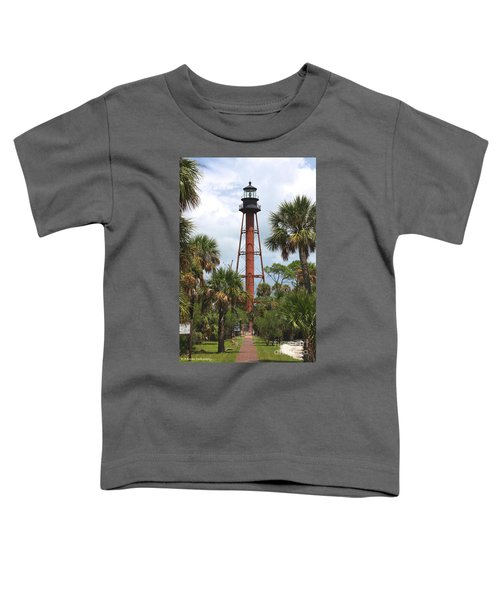 Anclote Key Lighthouse Toddler T-Shirt