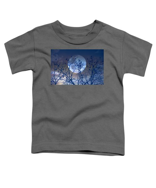 And Now Its Time To Say Goodnight Toddler T-Shirt