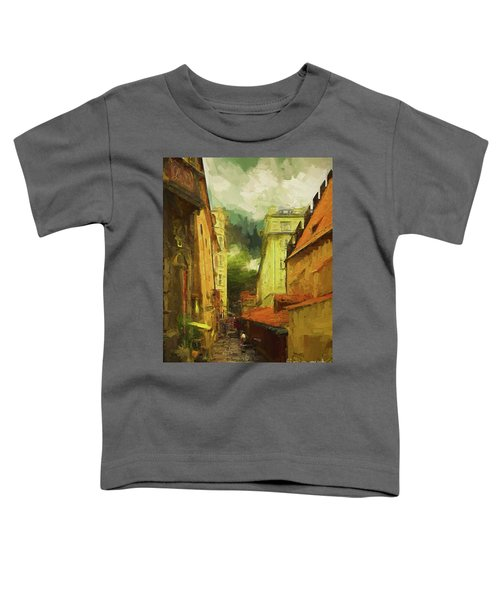 And Then It Rained Toddler T-Shirt
