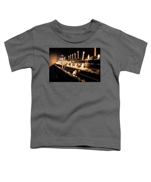 Andechs Prayer Candles Toddler T-Shirt