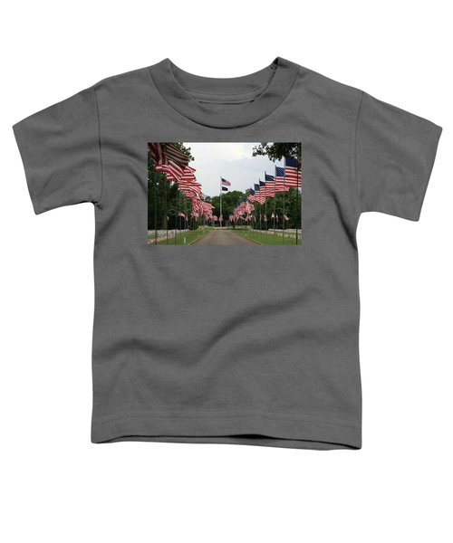Andersonville National Cemetery Toddler T-Shirt