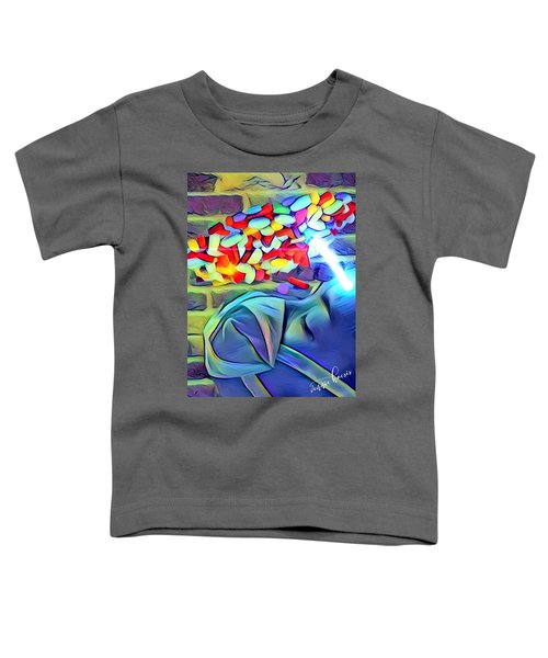 Anesthetized  Toddler T-Shirt