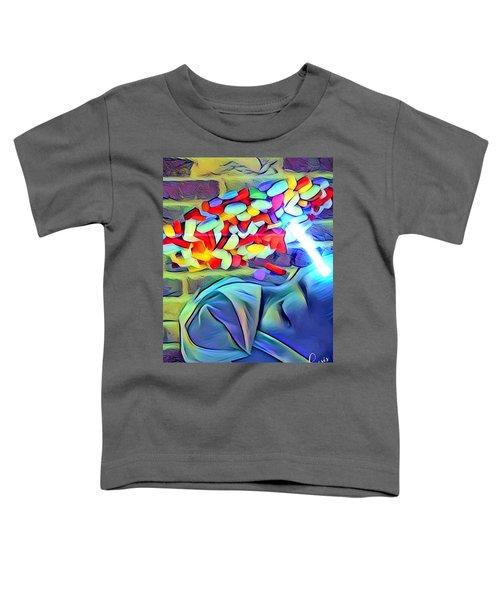 Anesthetized  Toddler T-Shirt
