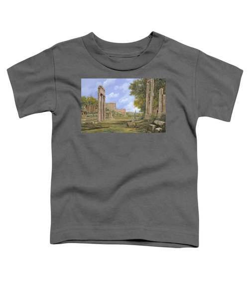 Anfiteatro Romano Toddler T-Shirt