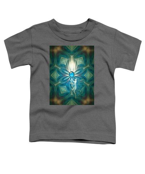 Angel Globe Toddler T-Shirt