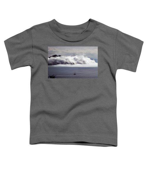 Angel Island Fog Toddler T-Shirt