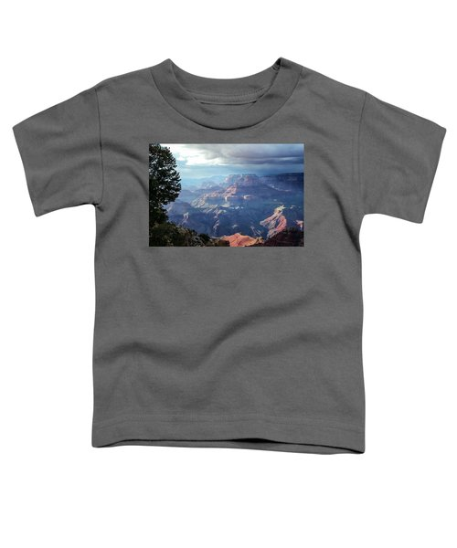 Angel S Gate And Wotan S Throne Grand Canyon National Park Toddler T-Shirt
