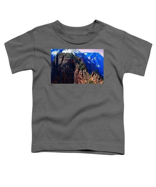 Angel's Landing Toddler T-Shirt