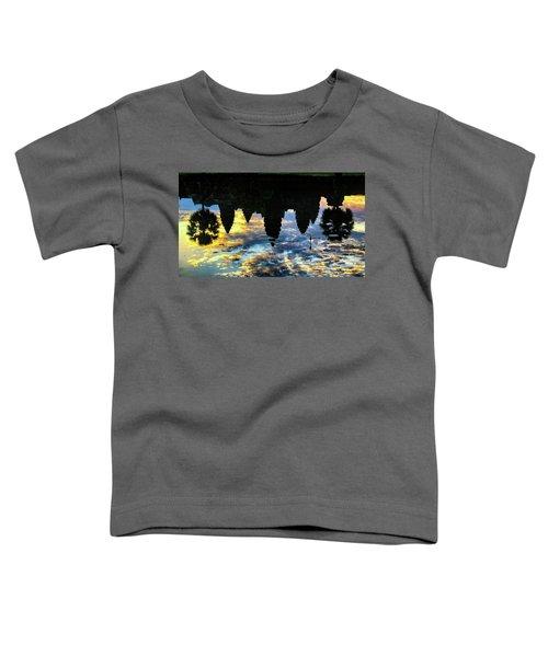 Angkor Reflections Toddler T-Shirt