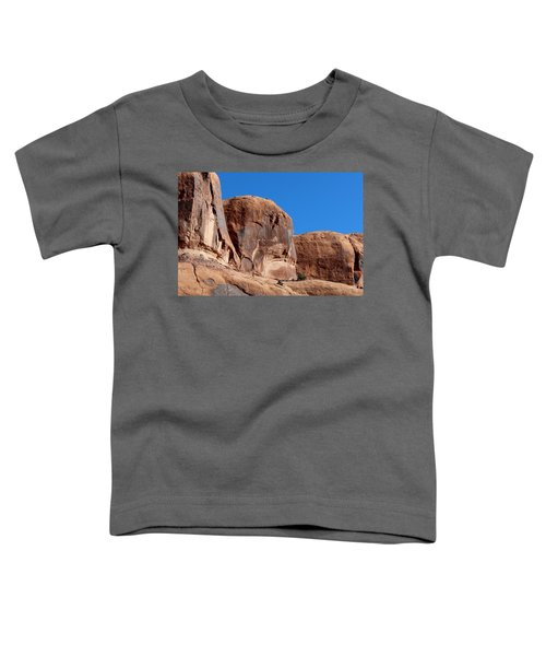 Angry Rock  Toddler T-Shirt
