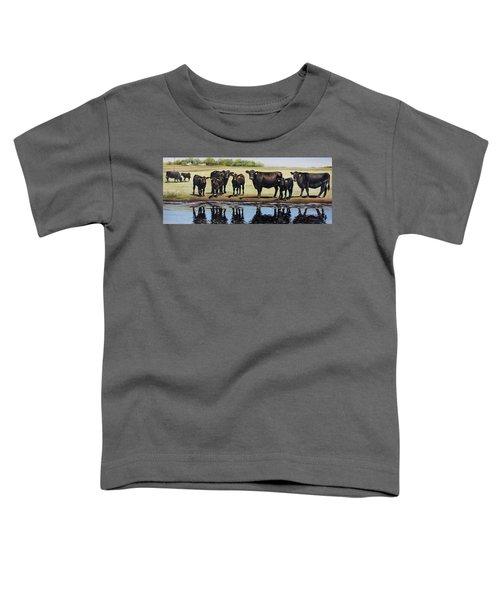 Angus Reflections Toddler T-Shirt