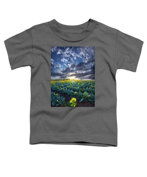 Ankle High In July Toddler T-Shirt