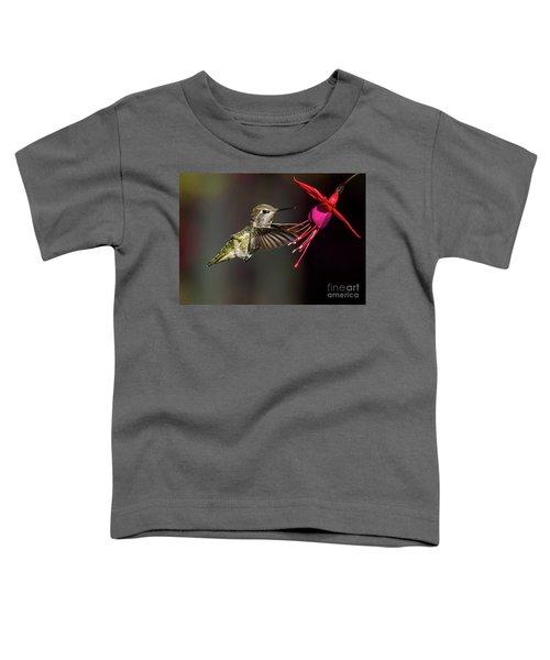 Anna Juvenile Hummingbird Toddler T-Shirt