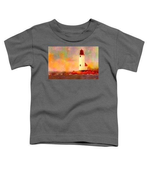 Annisquam Rainbow Toddler T-Shirt