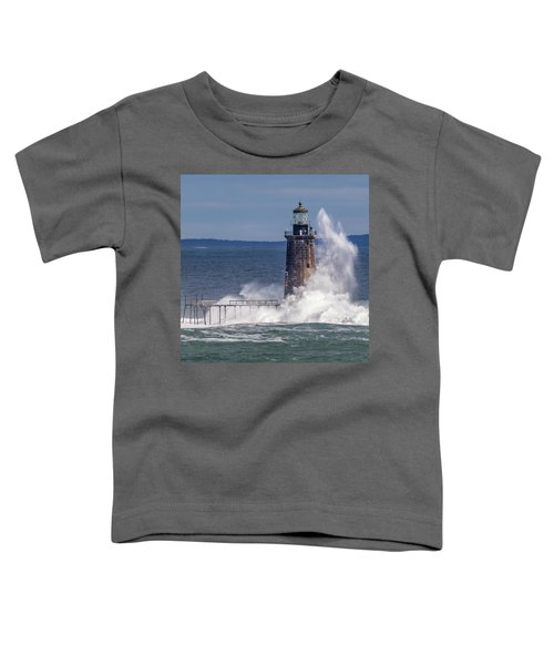 Another Day - Another Wave Toddler T-Shirt