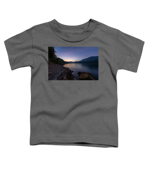 Another Day At Windy Bay Toddler T-Shirt