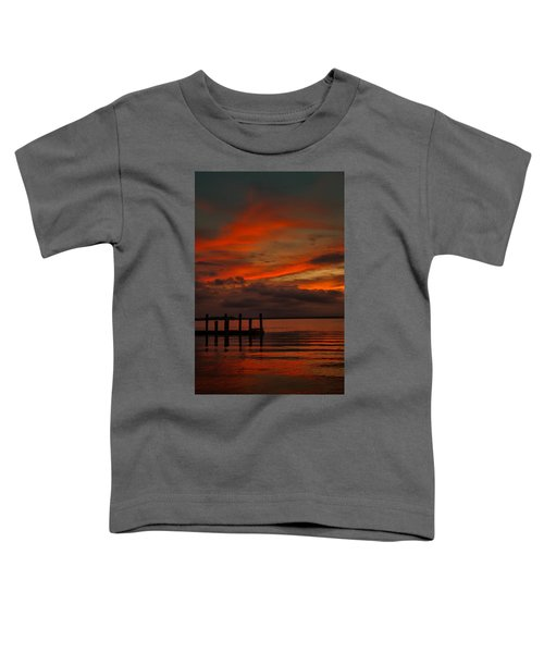 Another Day Is Done Toddler T-Shirt