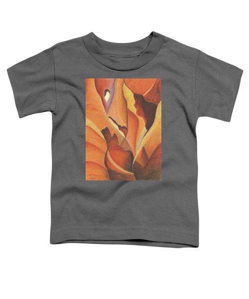 Antelope Canyon 4 - For Gloria Toddler T-Shirt