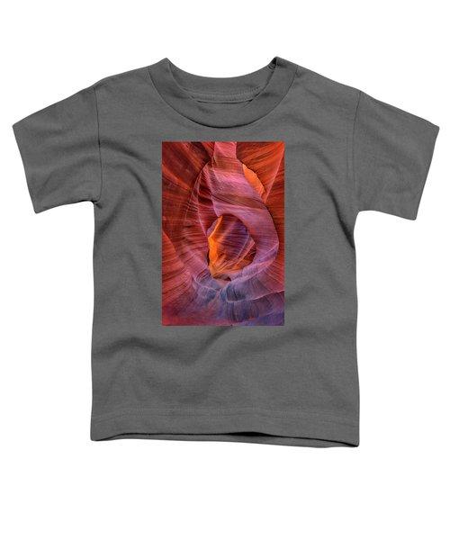 Antelope Canyon Chimney Toddler T-Shirt