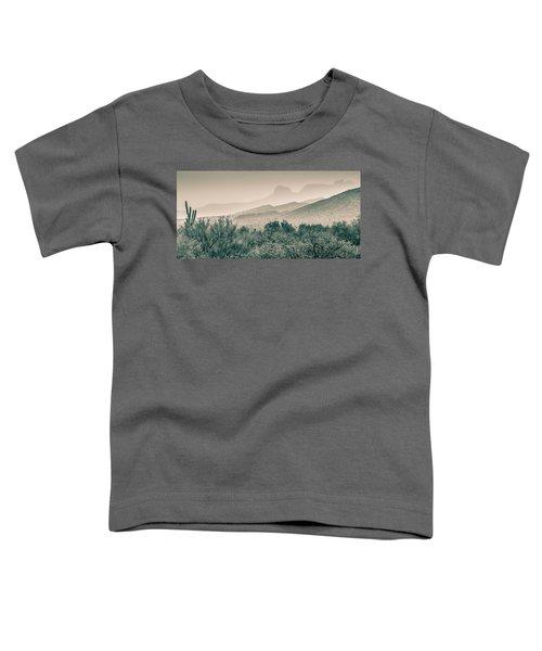Apache Trail Toddler T-Shirt