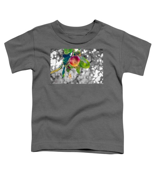 Apple And The Diamond Toddler T-Shirt
