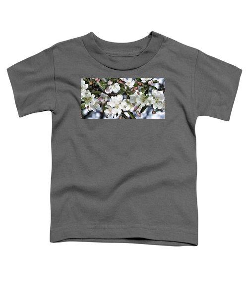 Apple Blossoms Toddler T-Shirt