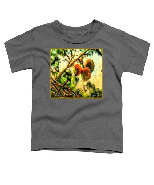 Apple  Season Toddler T-Shirt