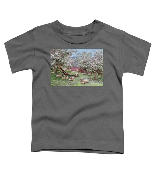 Appleblossom Toddler T-Shirt