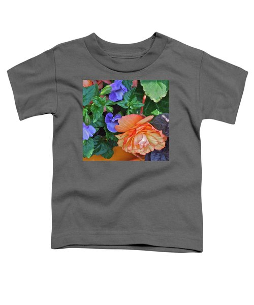 Apricot Begonia 1 Toddler T-Shirt