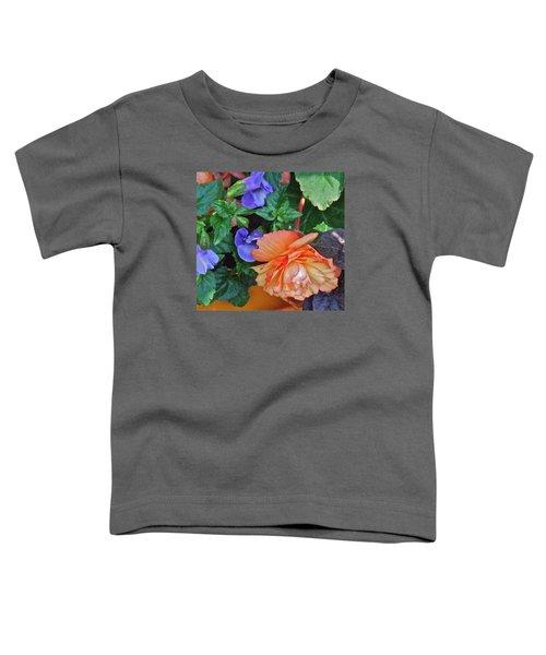 Apricot Begonia 1 Toddler T-Shirt