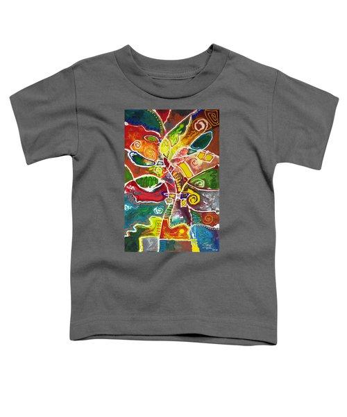 April Bouquet Toddler T-Shirt
