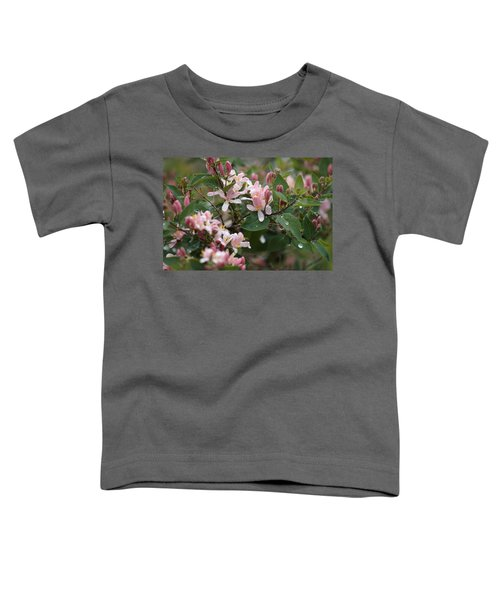 Toddler T-Shirt featuring the photograph April Showers 8 by Antonio Romero