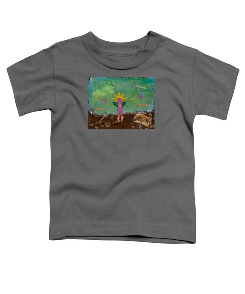 April Showers Toddler T-Shirt
