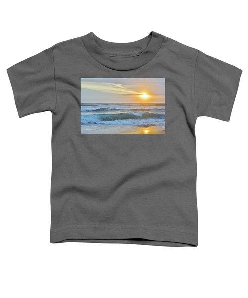 April Sunrise  Toddler T-Shirt