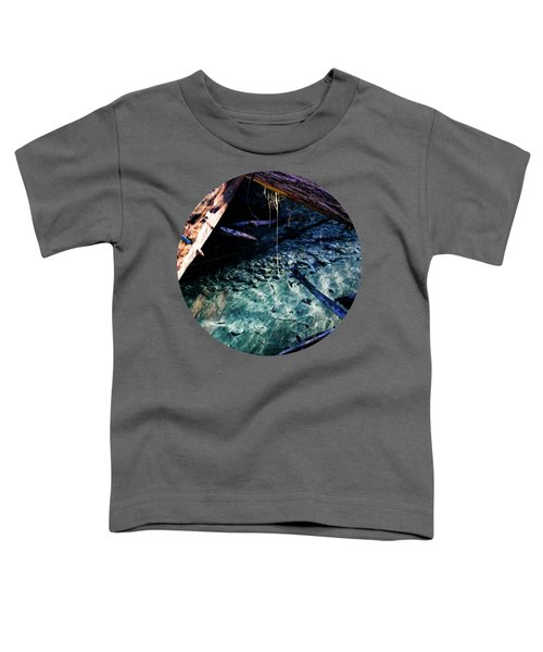 Aquamarine Toddler T-Shirt by Adam Morsa